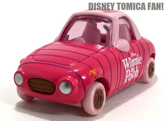 ≪レビュー≫ディズニーモータース セブン&アイ特別仕様車『くまのプーさん』 ポピュート ピグレット