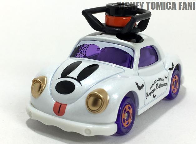 ≪レビュー≫タカラトミー ディズニーモータース ポピンズ ミッキーマウス ハロウィンエディション2018