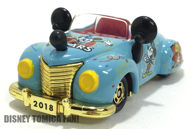≪レビュー≫ミッキーのロードスター 90thアニバーサリー トミカ ディズニービーグルコレクション