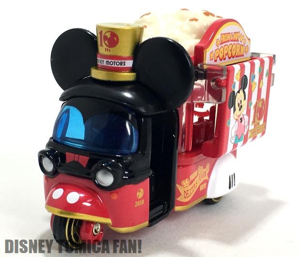 ≪レビュー≫ドゥービーミッキーマウス 10th アニバーサリーエディション ディズニーモータース